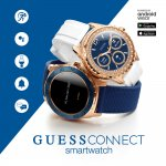 Zegarek Guess GUESS CONNECT SMARTWATCH - damski  - duże 8