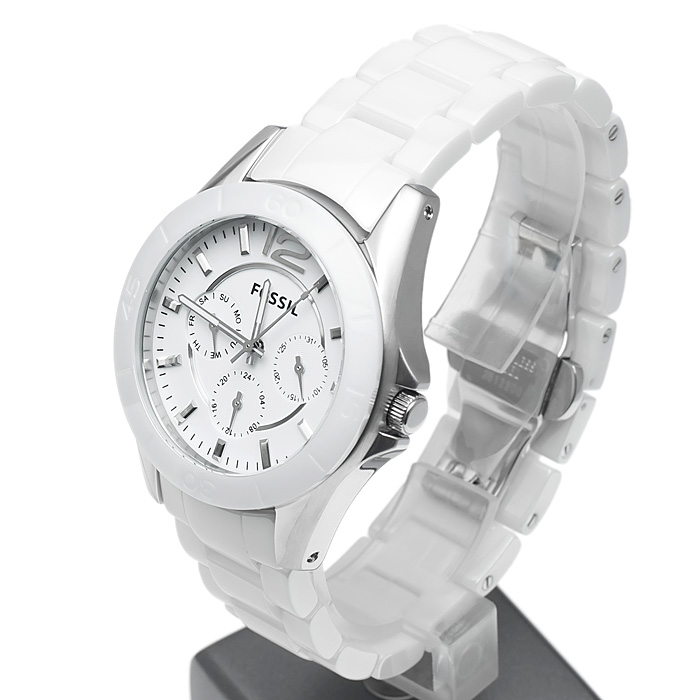 Fossil CE1002 damski zegarek Cecile bransoleta