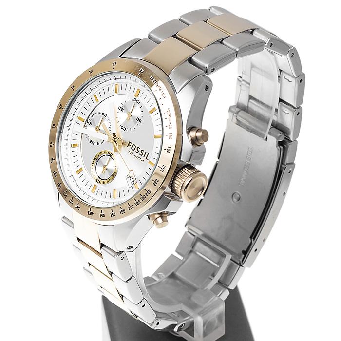 zegarek Fossil CH2790 męski z tachometr Sport