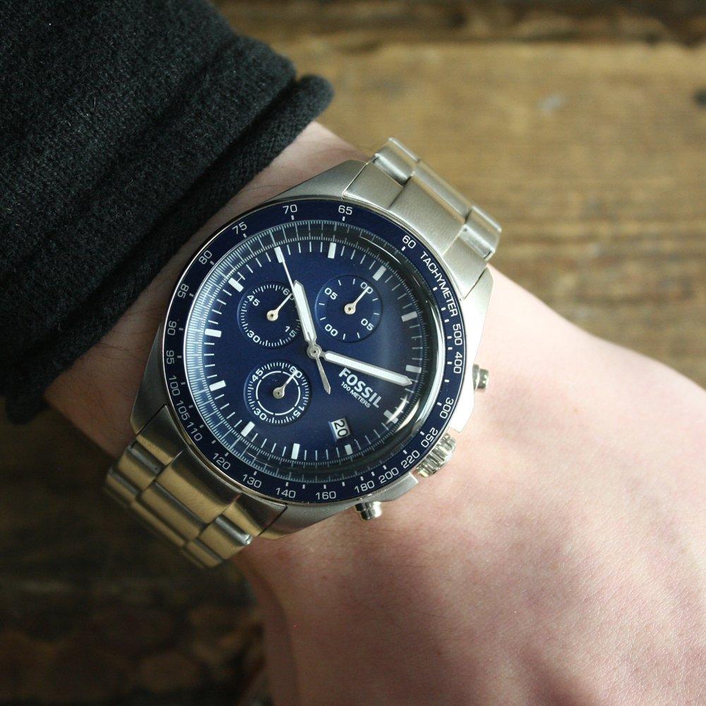 zegarek Fossil CH3030 SPORT 54 męski z tachometr Sport