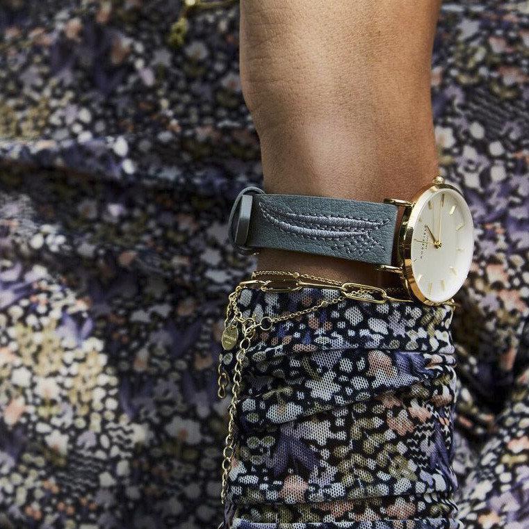 Rosefield CILEG-E90 City Bloom City Bloom zegarek damski klasyczny mineralne