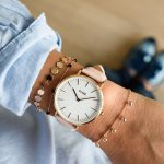 Zegarek damski Cluse la boheme CL18014 - duże 8