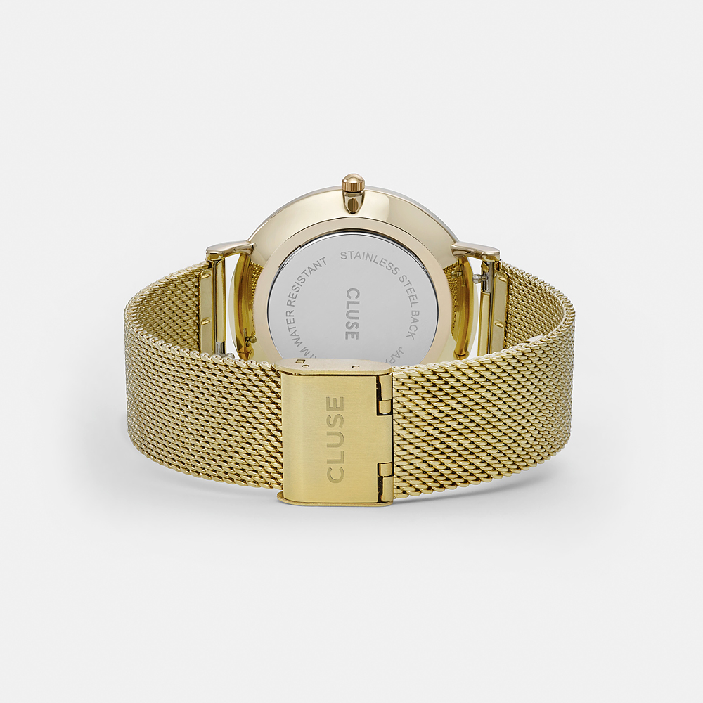 Cluse CW0101201009 zegarek damski klasyczny La Boheme bransoleta