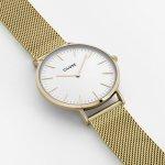 zegarek Cluse CL18109 złoty La Boheme Mesh