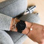 Cluse CW0101201005 zegarek damski fashion/modowy La Boheme bransoleta