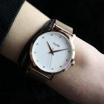 zegarek Cluse CW0101202002 Rose Gold Stones Pavane mineralne