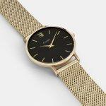 zegarek Cluse CL30012 złoty Minuit