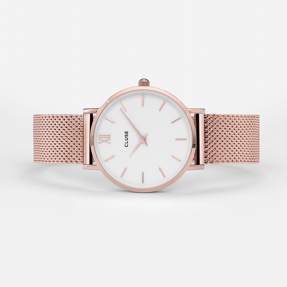 Cluse CW0101203001 damski zegarek Minuit bransoleta