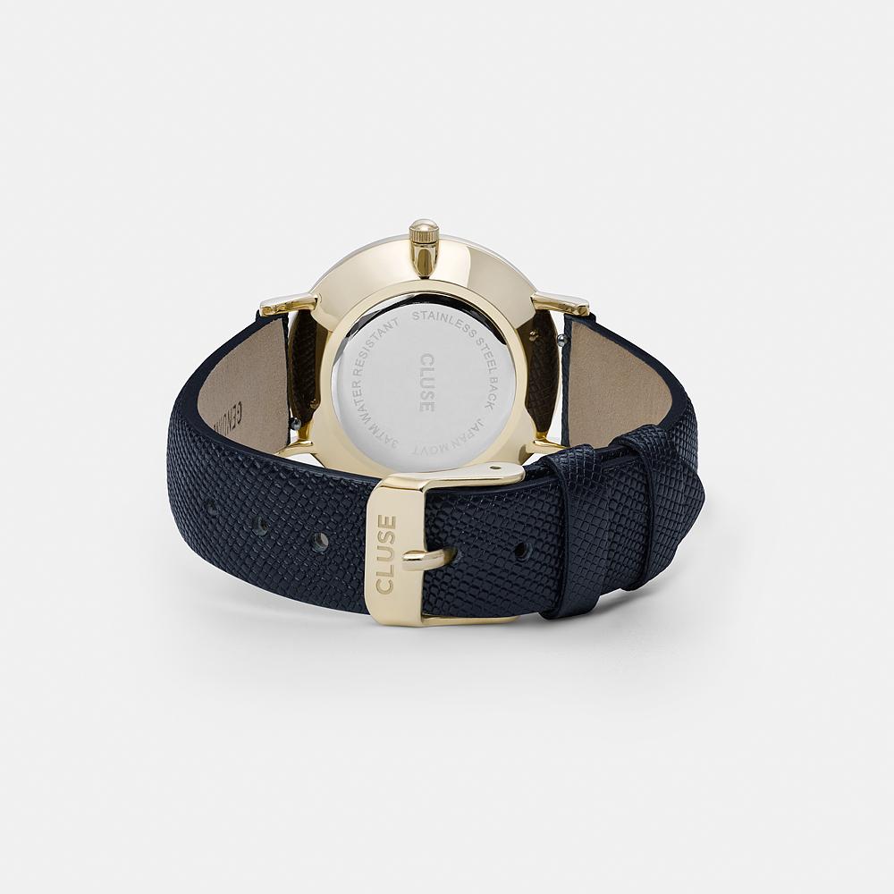 Cluse CL30014 zegarek damski klasyczny Minuit pasek