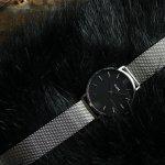 Cluse CW0101203005 zegarek damski klasyczny Minuit bransoleta