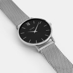 zegarek Cluse CW0101203005 srebrny Minuit