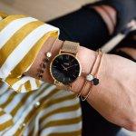 zegarek Cluse CW0101203003 Mesh Rose Gold/Black Minuit mineralne