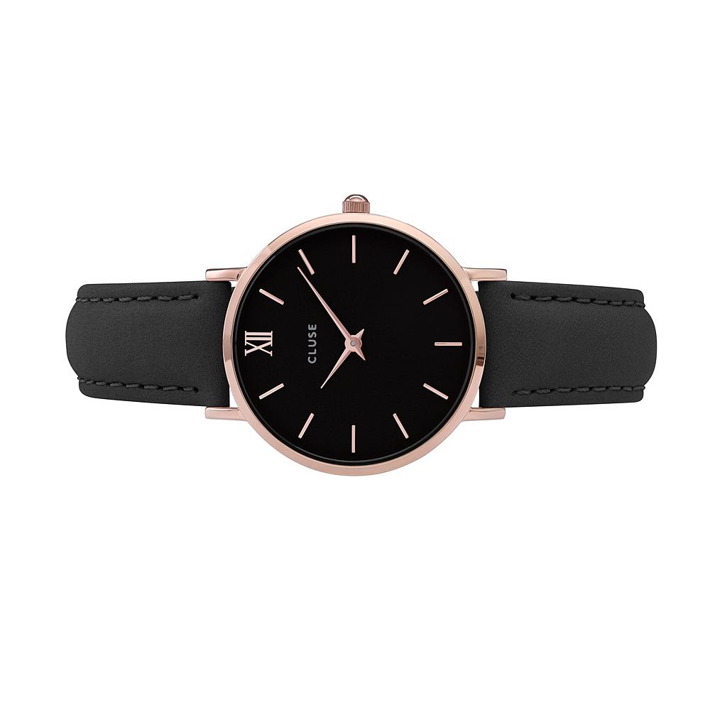 Cluse CW0101203013 zegarek damski Minuit różowe złoto