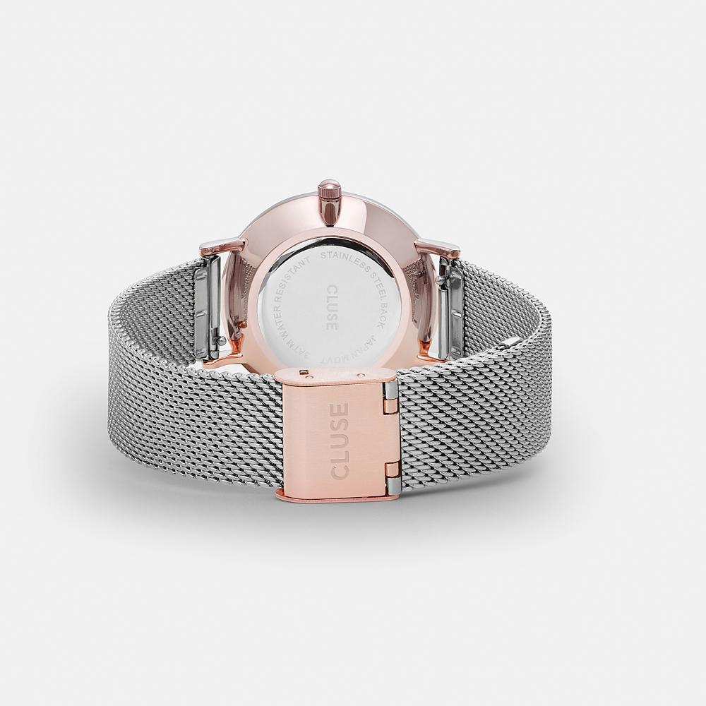 Cluse CW0101203004 zegarek damski fashion/modowy Minuit bransoleta