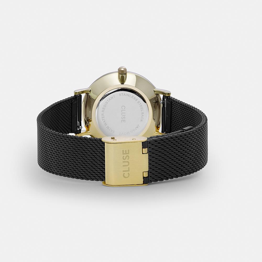 Cluse CW0101203009 zegarek damski Minuit złoty