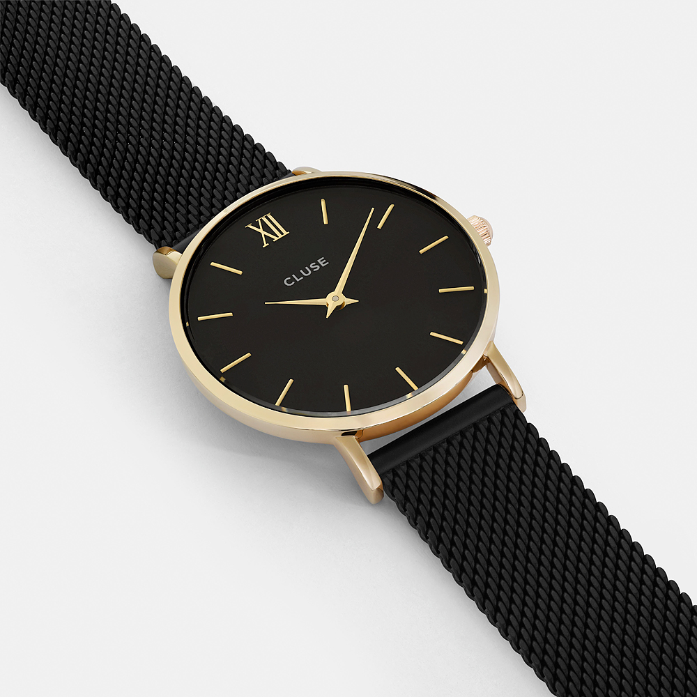 Cluse CW0101203009 zegarek europejskie Minuit