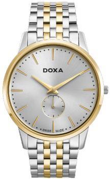 Doxa D155TWH - zegarek męski