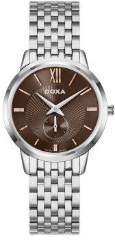 Doxa D156SBR-POWYSTAWOWY - zegarek damski