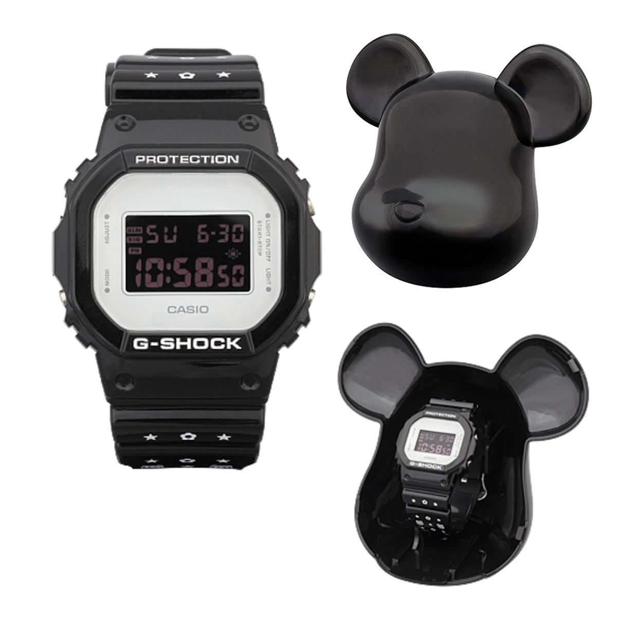 G-Shock DW-5600MT-1ER G-Shock zegarek męski sportowy mineralne