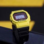 G-Shock DW-5600TB-1ER zegarek męski sportowy G-SHOCK Specials pasek