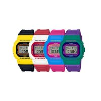 G-Shock DW-5600TB-1ER męski zegarek G-SHOCK Specials pasek