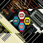 zegarek G-Shock DW-5600TB-1ER żółty G-SHOCK Specials
