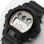 G-Shock DW-6900MR-1ER G-Shock zegarek męski sportowy mineralne