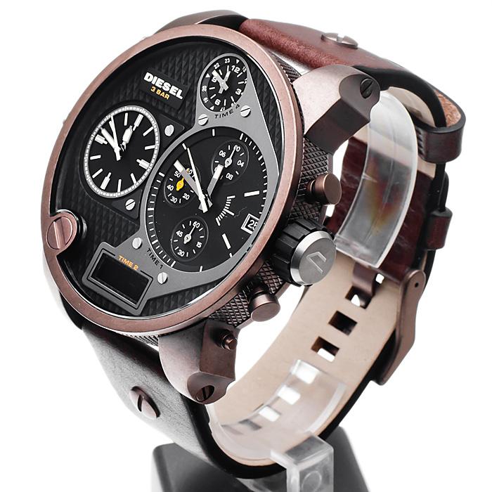 zegarek Diesel DZ7246 męski z chronograf SBA