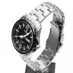 zegarek Edifice EF-131D-1A1VEF srebrny Edifice
