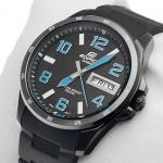 Edifice EF-132PB-1A2VER Edifice zegarek męski sportowy mineralne
