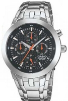 Casio EF-312D-1A męski zegarek Wyprzedaż bransoleta
