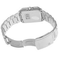 Edifice EF-333D-7AVEF zegarek srebrny sportowy Edifice bransoleta