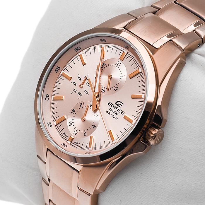 Edifice EF-339G-9AVEF Edifice zegarek męski sportowy mineralne
