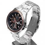zegarek Edifice EF-340SB-1A5VEF srebrny Edifice