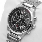 Edifice EF-500D-1AV zegarek męski EDIFICE Momentum srebrny