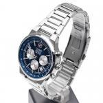 zegarek Edifice EF-500D-2AVEF srebrny Edifice
