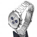 zegarek Edifice EF-500D-7AVEF srebrny Edifice