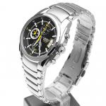 zegarek Edifice EF-512D-1AV srebrny EDIFICE Momentum