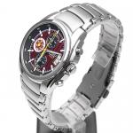 zegarek Edifice EF-512D-4AVEF srebrny Edifice