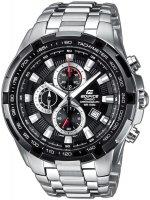 Zegarek męski Casio EDIFICE edifice momentum EF-539D-1AVEF - duże 1