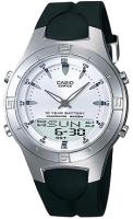 Edifice EFA-110-7A zegarek srebrny sportowy Edifice pasek
