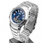 zegarek Edifice EFA-112D-2AVEF srebrny Edifice