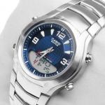 Edifice EFA-112D-2AVEF Edifice zegarek męski sportowy mineralne