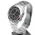 zegarek Edifice EFA-115D-1A1VEF srebrny Edifice