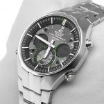 Edifice EFA-135D-1A3VEF Edifice zegarek męski sportowy mineralne