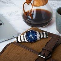 Edifice EFB-560SBD-2AVUER męski zegarek EDIFICE Premium bransoleta