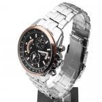 zegarek Edifice EFR-501D-1AVEF srebrny Edifice
