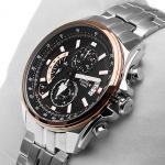 Edifice EFR-501D-1AVEF zegarek Edifice z chronograf
