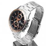 zegarek Edifice EFR-504D-1A5VEF srebrny EDIFICE Momentum