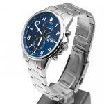 zegarek Edifice EFR-505D-2AVEF srebrny Edifice